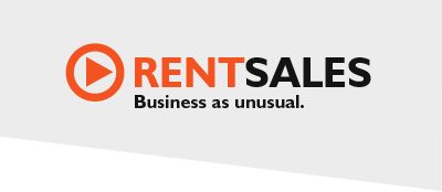 RentSales Logo Schräg